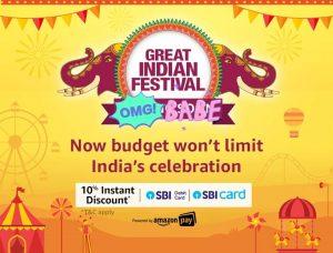 Amazon GreatIndian Festival