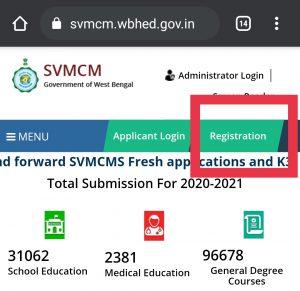 SVMCM registration